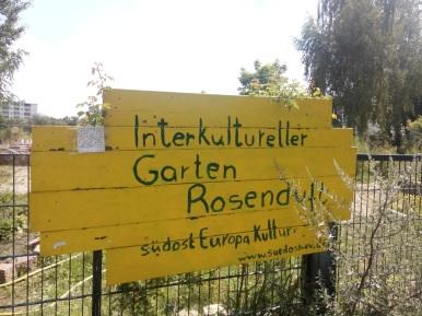 Interkultureller Garten Rosenduft - Berlin Kreuzberg
